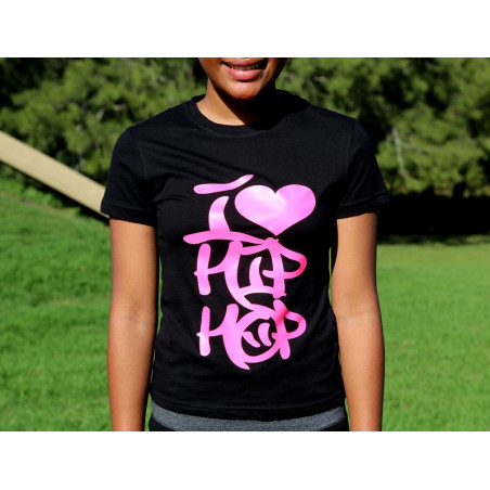 PFC Tee - I Heart Hiphop
