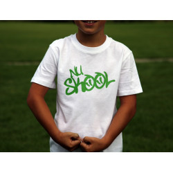 Nu Skool One-Colour Tee (Kids)