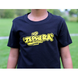Zephera Outlined Bomb Tee (Kids)