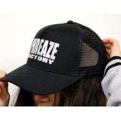 Holographic Phreaze Factory Cap