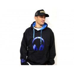 PFC Metallic Blue Contrast Hood