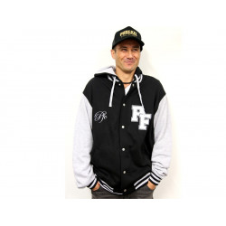 PF Letterman Hoody