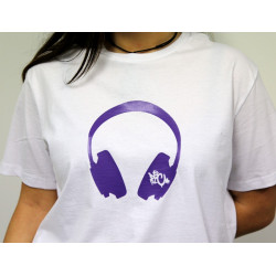 PFC Headphones Tee