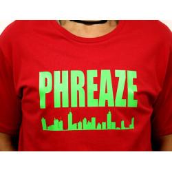 Phreaze City Contrast Tee