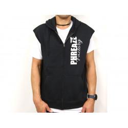 PF Sleeveless Zip Hood
