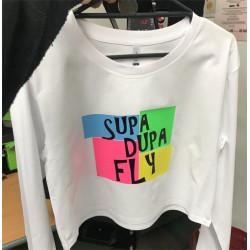 PFC Supa Dupa Fly Crop Long Sleeve Tee