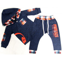 PFC Baby Headphones Hoody & Pants Set