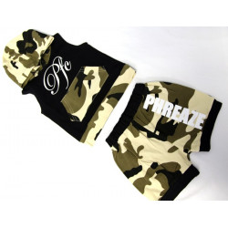 PFC Sleeveless Camo Set