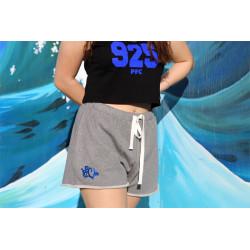 PFC Metallic Drip Tag Womens Track Shorts