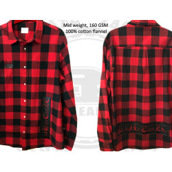 PFC Old English Checkered Shirt